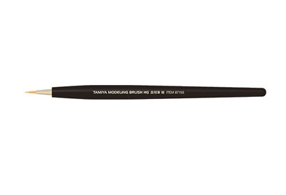 Tamiya HG Pointed Brush tool - Fine - 87155