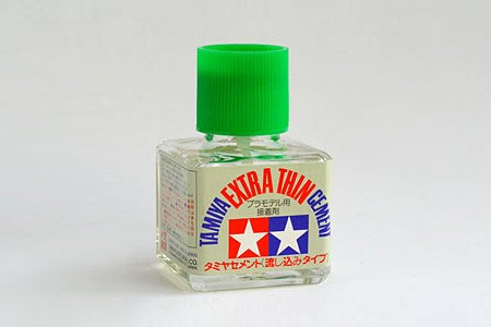 Tamiya Extra Thin Cement (glue) - 87038 - 40ml Bottle