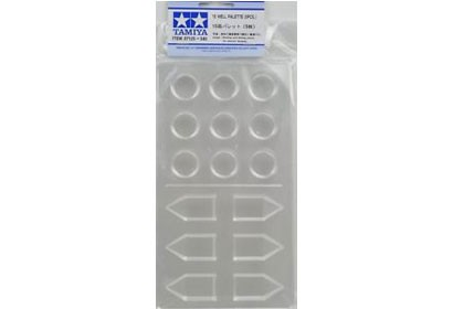Tamiya -15 Well Palette tool (5pcs) - 87125